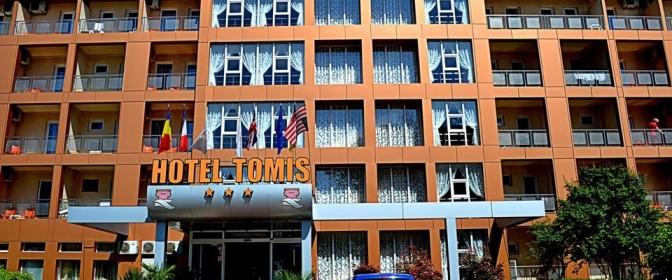 OFERTE LITORAL MAMAIA – HOTEL TOMIS 3*- de la 462 lei/persoana