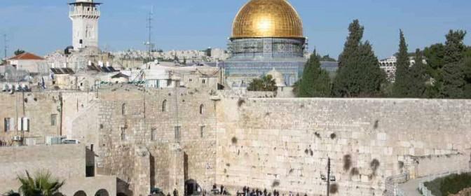 Oferta Circuit ISRAEL – IORDANIA: PE URMELE MANTUITORULUI IISUS de la 719 euro – oferta expirata-