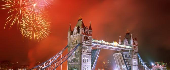 REVELION 2016  LONDRA  de la 560 euro – oferta expirata –