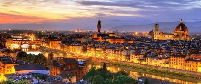 OFERTA SPECIALA !!! CITY BREAK FLORENTA 08.10.2015  –  325 euro/persoana taxe incluse