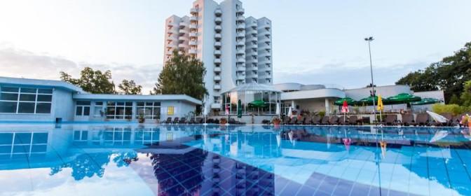 HOTEL INTERNATIONAL 4*- BAILE FELIX – 1 DECEMBRIE de la 375 lei/persoana