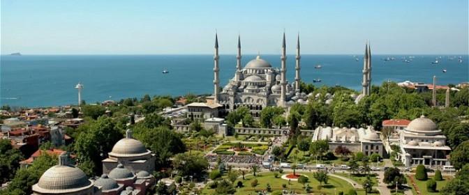 1 DECEMBRIE  la ISTANBUL  de la 235 euro – oferta expirata –