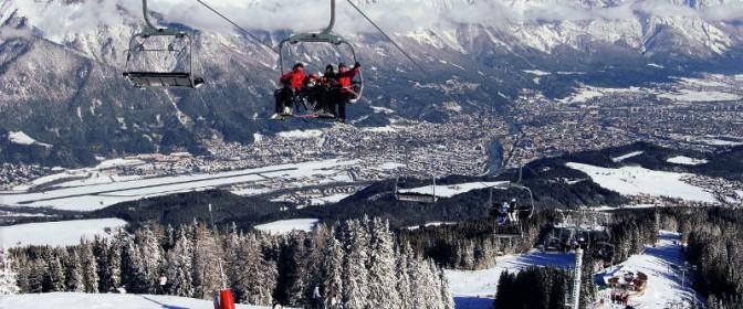 SKI AUSTRIA februarie 2016 – Innsbruck – de la 383 euro – oferta expirata