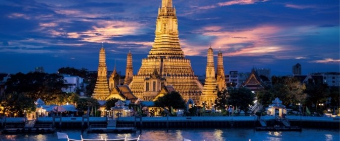 CIRCUIT 2016 THAILANDA de NORD de la 945 euro/persoana – oferta expirata