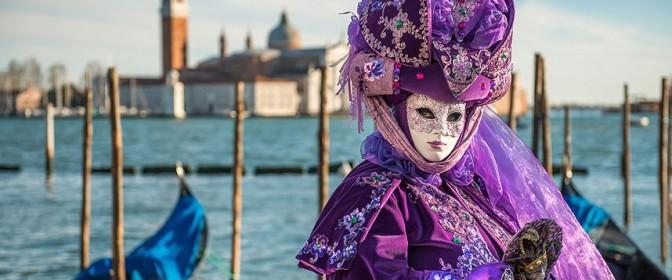 OFERTA 2016 Carnavalul de la  VENETIA  – 558 euro taxe incluse