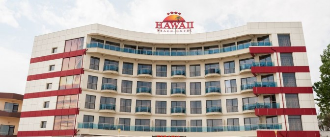 LITORAL 2016 MAMAIA – HOTEL HAWAII 4* de la 1233 lei/persoana