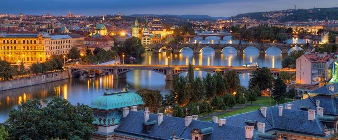 CITY BREAK  PRAGA – 17-20.06.2016 –  de la 275 euro – oferta expirata