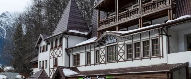 OFERTA 1 Decembrie 2016 Conac Bavaria – Busteni de la 310 lei