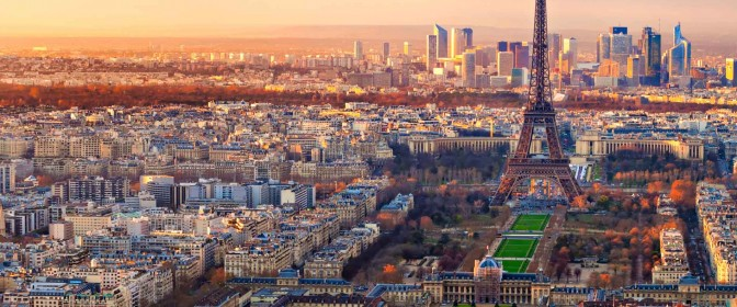 CITY BREAK 2016 PARIS – 195 euro