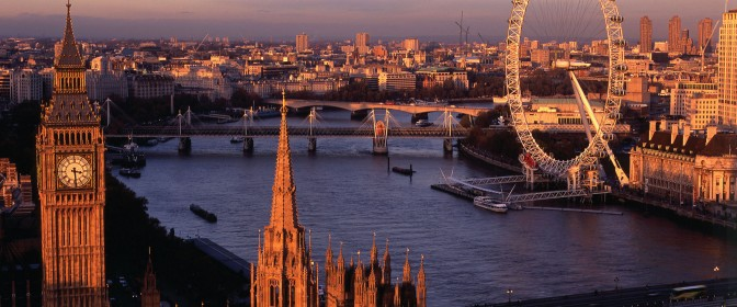 CITY BREAK LONDRA  de la 185 euro – oferta expirata