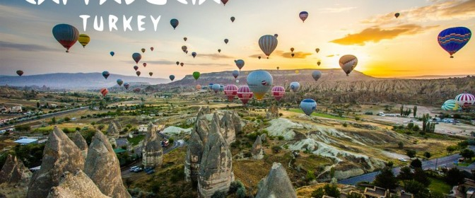 CIRCUIT AUTOCAR 2017 – CAPPADOCIA de la 265 euro – oferta expirata