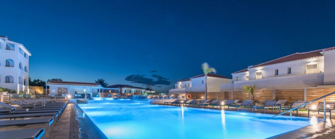 SEJUR 2017 – ZAKYNTHOS – HOTEL AZURE RESORT & SPA 5* de la 499 euro – oferta expirata