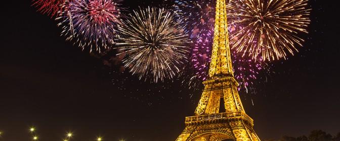 REVELION 2017 PARIS – avion – de la 363 euro