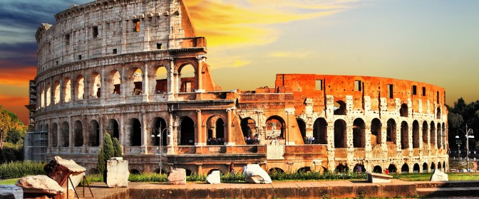CITY BREAK 2017 !!! ROMA 02.02 – 05.02.2017  de la 188 euro – oferta expirata