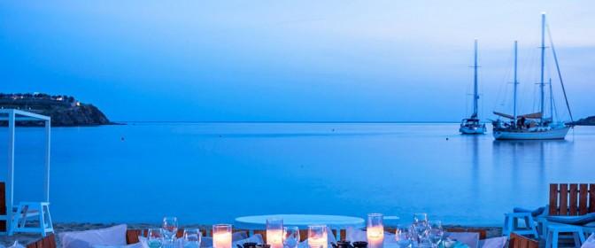 CHARTER AVION 2017 MYKONOS – H.APHRODITE BEACH 4* de la 835 euro taxe incluse