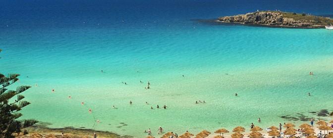 SEJUR 2017 – CIPRU – H. MEDITERRANEAN BEACH 4 * de la 985 euro – oferta expirata