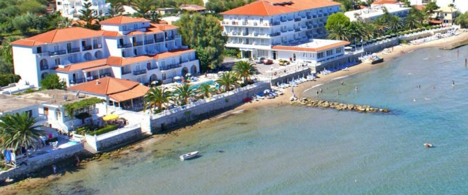 LAST MINUTE ZAKYNTHOS  CHARTER 2017  – HOTEL CHRYSSI AKTI – 390 euro taxe incluse – plecare 14.06.2017  – oferta expirata