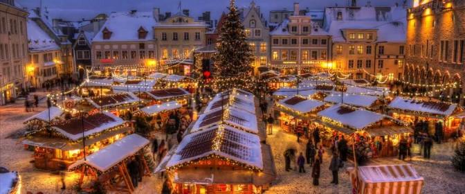 PIATA DE CRACIUN 2017 – STOCKHOLM,HELSINKI, TALLIN de la 499 euro