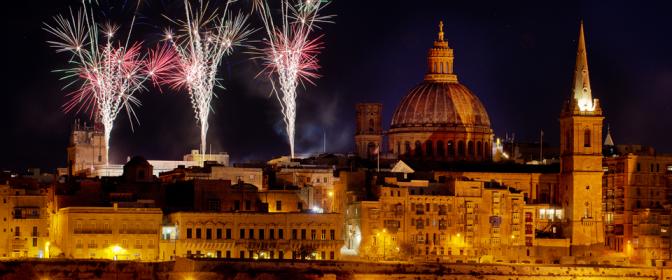 REVELION 2018  MALTA  de la 555 euro – oferta expirata