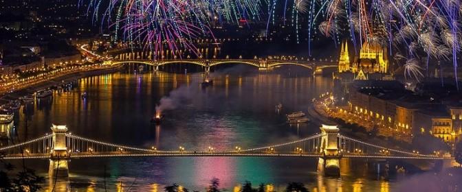 REVELION 2018 BUDAPESTA & VIENA de la 310 euro