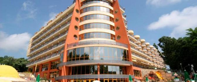 SEJUR VARA 2018 BULGARIA-NISIPURILE DE AUR Hotel Atlas 4* Ultra All Inclusive de la 37 euro