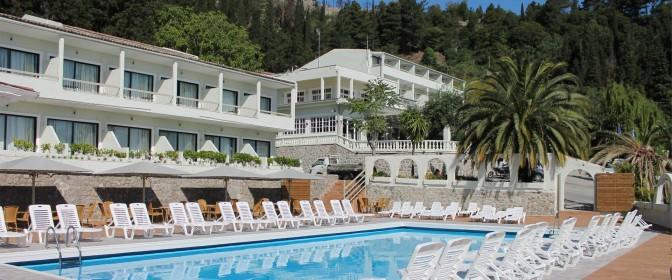 SEJUR VARA 2018 CORFU -avion- Hotel Benitses Bay 3* – All inclusive de la 314 euro