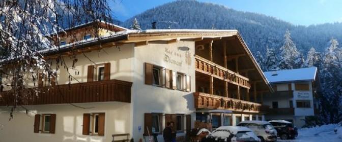 OFERTE SKI 2018 ITALIA – ALTA BADIA Hotel Diamant  3*- San Martino de la 37 euro