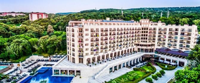 SEJUR VARA 2018 BULGARIA-NISIPURILE DE AUR Hotelul Lti Dolce Vita Sunshine Resort 4* All Inclusive de la