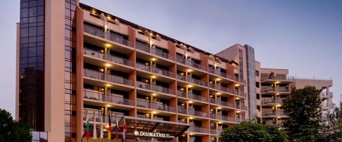 SEJUR VARA 2018 BULGARIA-NISIPURILE DE AUR Hotel Doubletree by Hilton 4* de la 31 euro