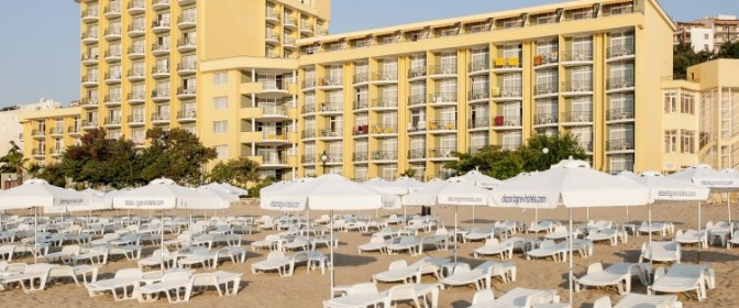 SEJUR VARA 2018 BULGARIA-NISIPURILE DE AUR Hotel Grifid Encanto Beach 4* All Inclusive de la 42 euro