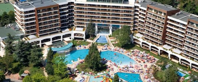SEJUR VARA 2018 BULGARIA ALBENA Hotel Flamingo Grand 5* de la 28 euro