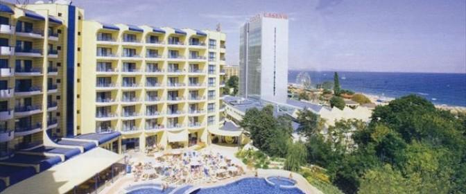 SEJUR VARA 2018 BULGARIA-NISIPURILE DE AUR  Hotel Grifid Arabella 4* Ultra All Inclusive de la 47 euro