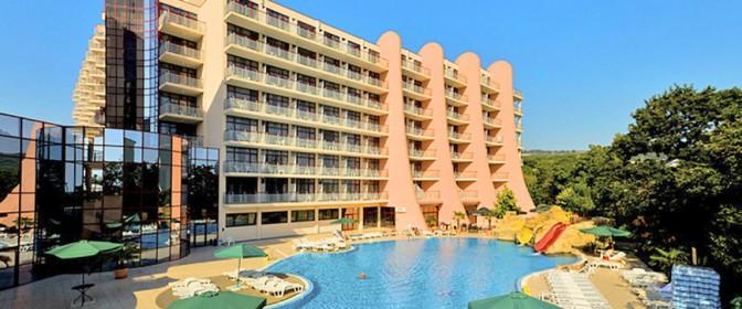 SEJUR VARA 2018 BULGARIA-NISIPURILE DE AUR Hotel Helios Spa & Resort 4* Ultra All Inclusive de la 49 euro