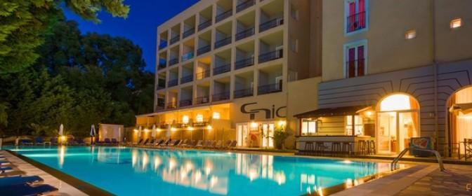 SEJUR VARA 2018 CORFU -avion- Hotel Hellinis 3* de la 348 euro