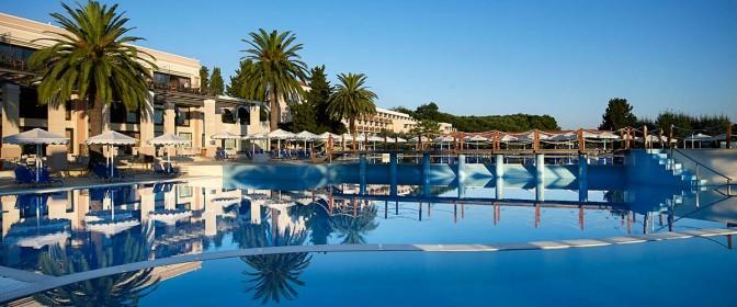 SEJUR VARA 2018 CORFU -avion- Hotel Roda Beach Village 5* – All inclusive de la 528 euro