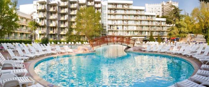 SEJUR VARA 2018 BULGARIA-ALBENA Hotel Laguna Garden 4* All Inclusive de la 32 euro