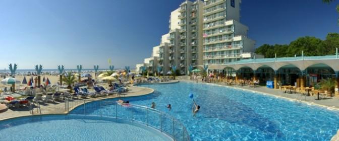 SEJUR VARA 2018 BULGARIA-ALBENA Hotel Laguna Beach 4* All Inclusive de la 32 euro