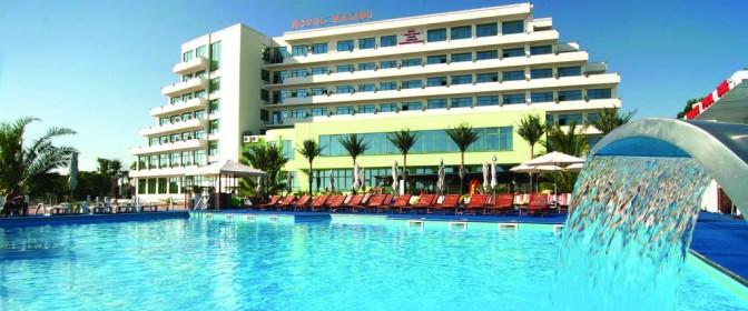SEJUR VARA 2018 MAMAIA Hotel MALIBU **** de la 960 lei