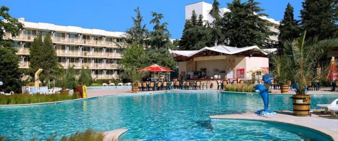SEJUR VARA 2018 BULGARIA-ALBENA Hotel Malibu 4* All Inclusive de la 32 euro