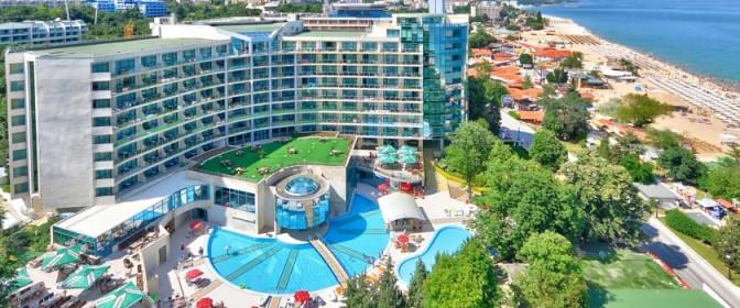 SEJUR VARA 2018 BULGARIA-NISIPURILE DE AUR Hotel Marina Grand Beach 4* All Inclusive de la 38 euro