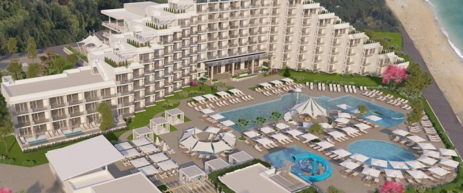 SEJUR VARA 2018 BULGARIA-ALBENA Hotel Paradise Blue 5* de la 34 euro