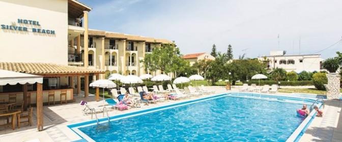 SEJUR VARA 2018 CORFU -avion- Hotel Silver Beach – Roda  de la 339 euro