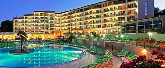 SEJUR VARA 2018 BULGARIA-NISIPURILE DE AUR Hotel Grifid Vistamar 4* Ultra All Inclusive de la 44 euro