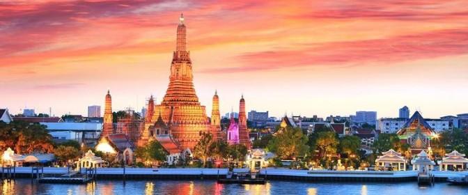 CIRCUIT 2018 VIETNAM – CAMBODGIA – THAILANDA de la 2375 euro (taxe incluse)