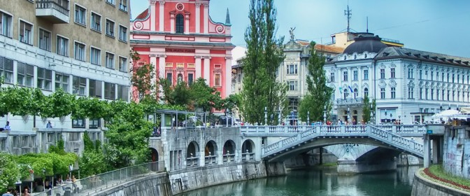 CITY BREAK LJUBLJIANA 2018 de la 153 euro