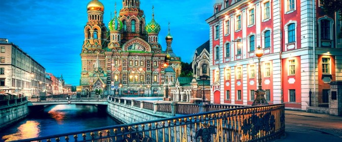 REVELION 2019 MOSCOVA & SANKT PETERSBURG de la 699 euro