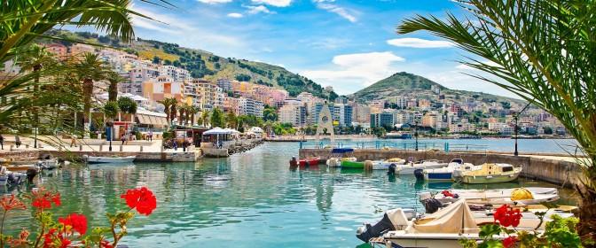 CIRCUIT avion ALBANIA 2019 de la 980 euro
