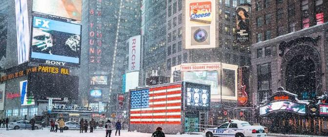 CRACIUN 2019 NEW YORK de la 1519 euro taxe incluse