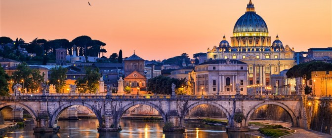 CITY BREAK 2020 ROMA -avion- de la 88 euro/pers- oferta expirata
