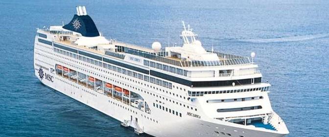 CROAZIERE  2021 MSC LIRICA Mediterana de Est de la 198 euro / persoana